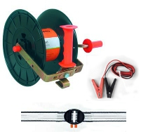 Electric Fence Connectors & Reels